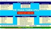 Danh mục mẫu sổ sách kế toán theo thông tư 133/2016/TT-BTC